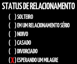 status de relacionamento